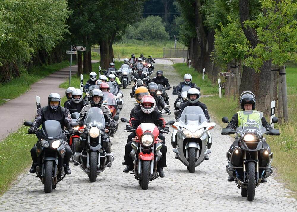 2. Tagestour 2014 von Auf Tour Motorradreisen unterwegs mit Achim am 29. Juni 2014 nach Wˆrlitz.NUR ZUR PRIVATEN VERWENDUNG