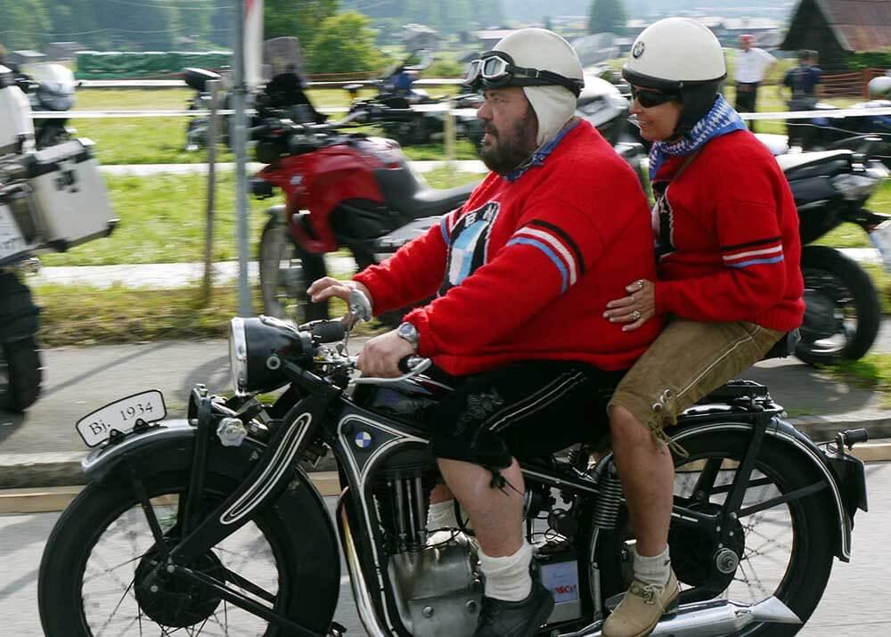 BMW-Motorrad-Days 2013. Auf Tour Motorradreisen - unterwegs mit Achim. 5. bis 7. Juli 2013.NUR ZUR PRIVATEN VERWENDUNG