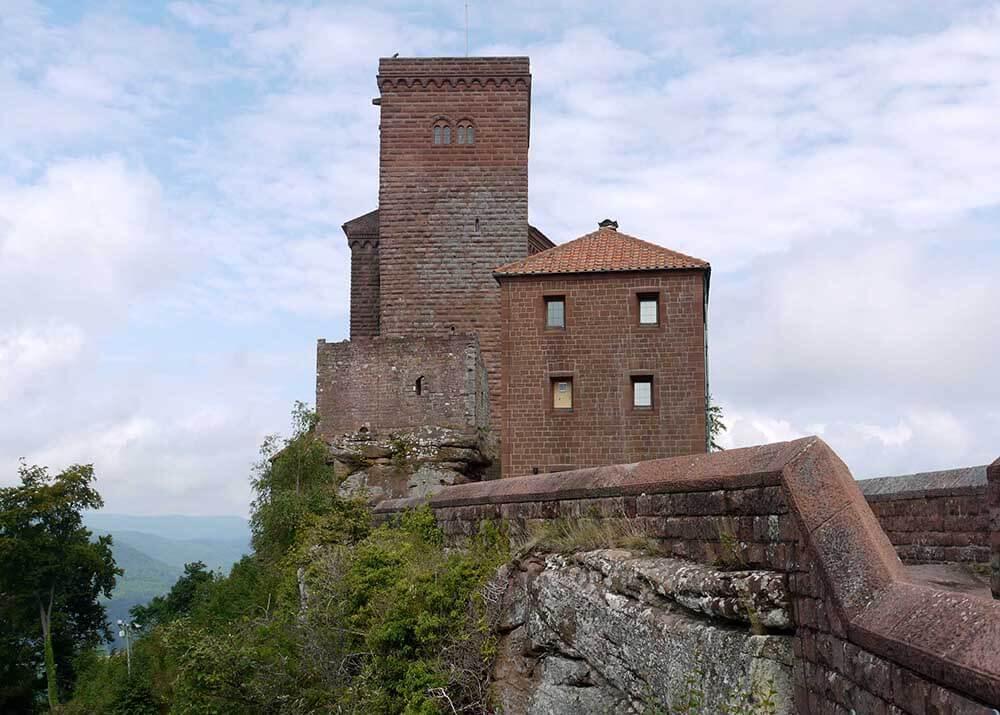 Pfalz - Elsass - Tour mit Auf Tour Motorradreisen unterwegs mit Achim vom 7. bis 11. September 2013.NUR ZUR PRIVATEN VERWENDUNG