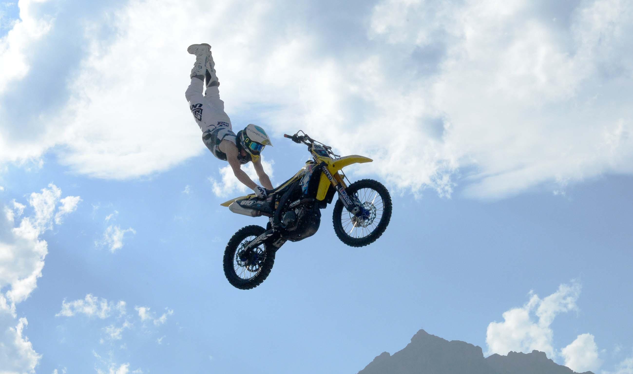 Bmw Motorrad Days In Garmisch Partenkirchen