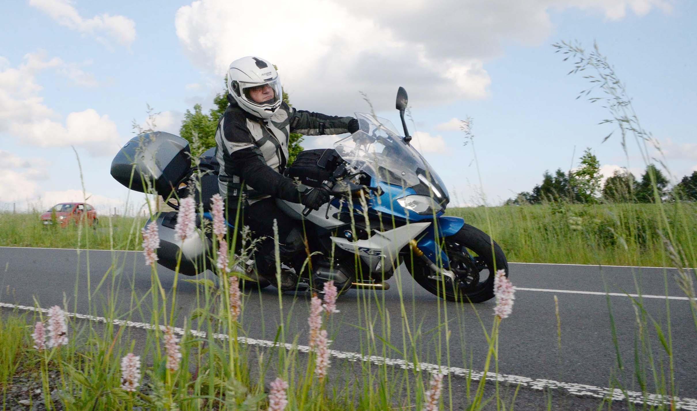 Auf Tour... Motorradreisen unterwegs mit Achim Fichtelgebirgstour 2017. NUR ZUR PRIVATEN VERWENDUNG
