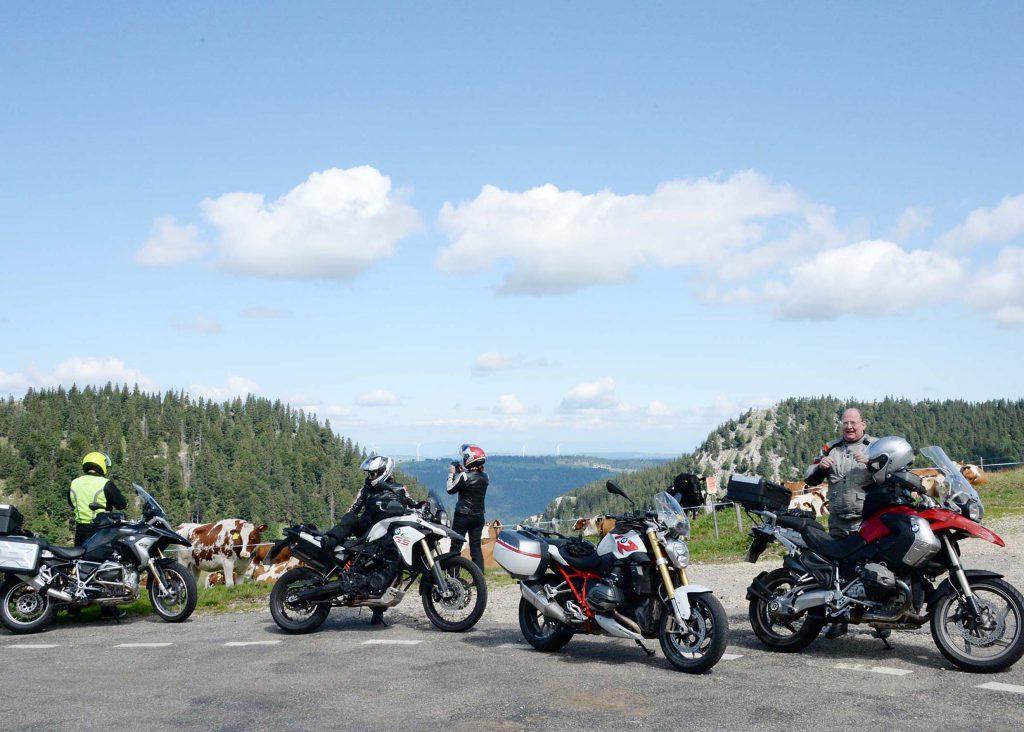 """Auf Tour... Motorradreisen - Motorrad. Reisen. Spaß. """"unterwegs mit Achim"""" - Doubs - Tour schweizerisch-französisches Jura 2019NUR ZUR PRIVATEN VERWENDUNG"""